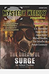 Mystery Weekly Magazine: Aug 2016 (Mystery Weekly Magazine Issues) Paperback