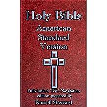 Holy Bible - American Standard Version