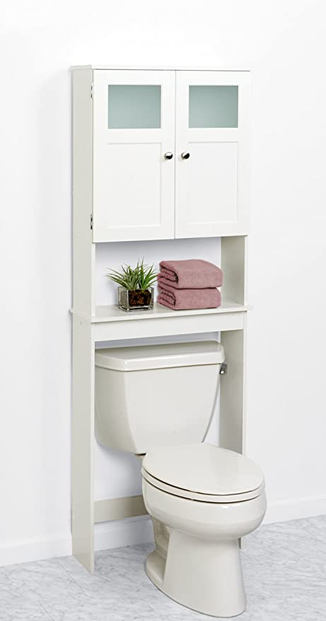 Pleasant Amazon Com Zenna Bathroom Storage Space Saver Over Toilet Download Free Architecture Designs Lectubocepmadebymaigaardcom