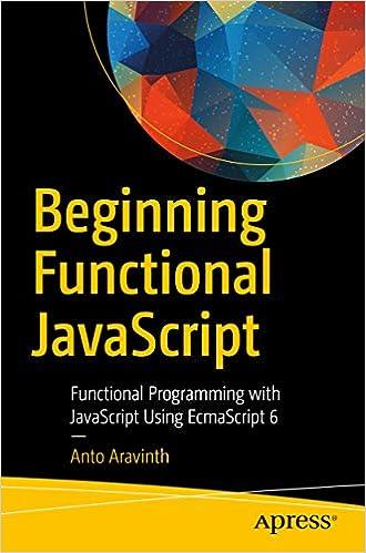 Rick lockyer beginning functional javascript functional programming with javascript using ecmascript 6 download pdf fandeluxe Gallery