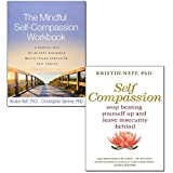 img - for Kristin Neff 2 Books Collection Set (Mindful Self-Compassion Workbook,Self Compassion) book / textbook / text book