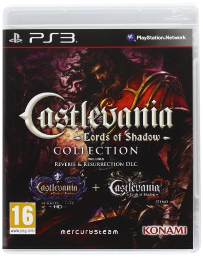 PS3 - Castlevania Lords of Shadow - Mirror of Fate HD Collection - [PAL EU]