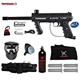 MAddog Tippmann 98 Custom ACT Beginner CO2 Paintball Gun Starter Package – Black Review