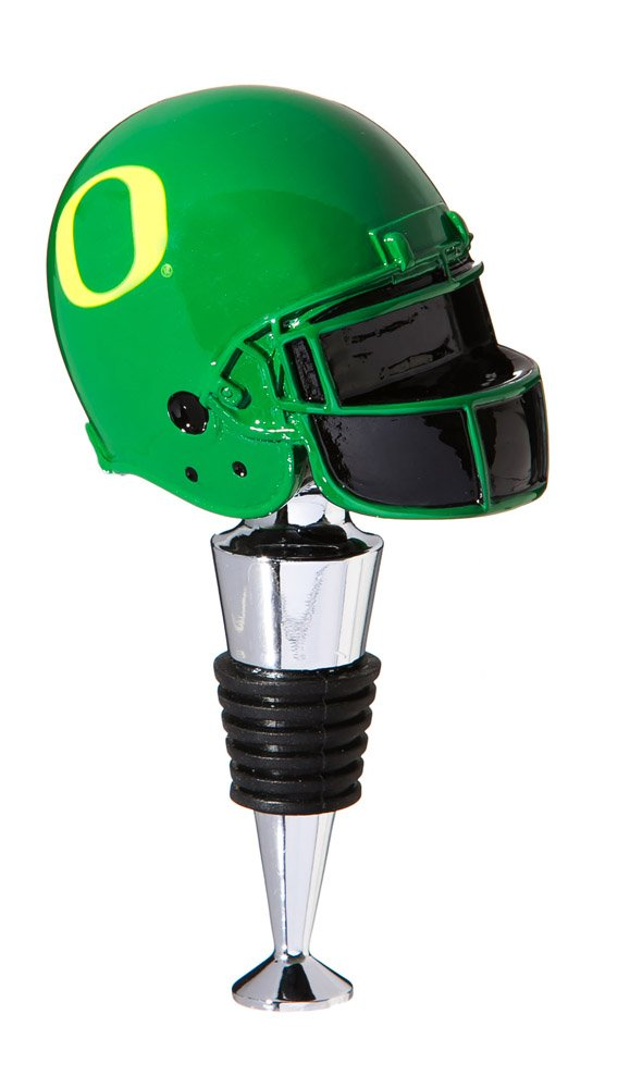 University of Oregon Ducks Football Helmet Bottle Stopper