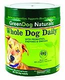GreenDog Naturals Whole Dog Daily Powder, 300-Gram, My Pet Supplies