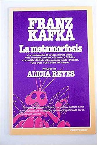 LA METAMORFOSIS: Amazon.es: Franz KAFKA: Libros
