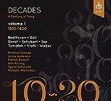 Decades a Century of Song 1 - 1810-1820