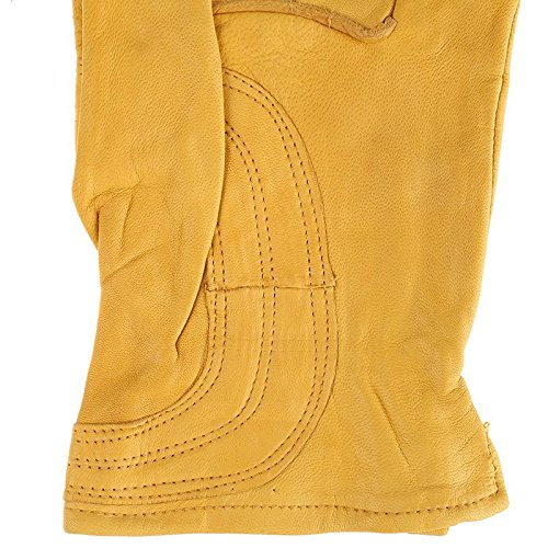Tuff Mate Soft Leather Work Gloves- Size Medium
