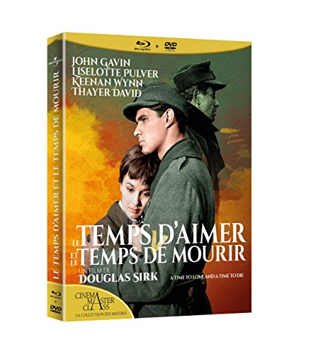 A Time to Love and a Time to Die (Le temps d'aimer et le temps de mourir) [Blu-ray Region A/B/C Import - France] (To A And Die Time To Love A Time)