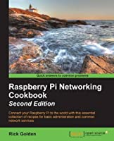 Raspberry Pi Networking Cookbook, 2nd Edition Front Cover