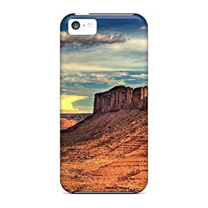 Outsting Desert Mesas Hdr Fashion phone carrying case cover Protective Cases covers Iphone5c iphone 5c