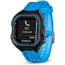 Garmin Forerunner 25, LG BLK/Blue Refurb, 010-N1353-01