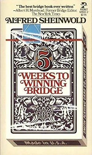 5 Weeks to Winning Bridge - Bridges Five