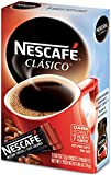 Nescafe Clasico Coffee Sticks, 7 Count (Pack of 12)