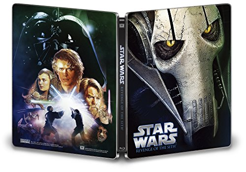 STAR WARS EPISODE III/Revenge Of The Sith [Blu-ray]