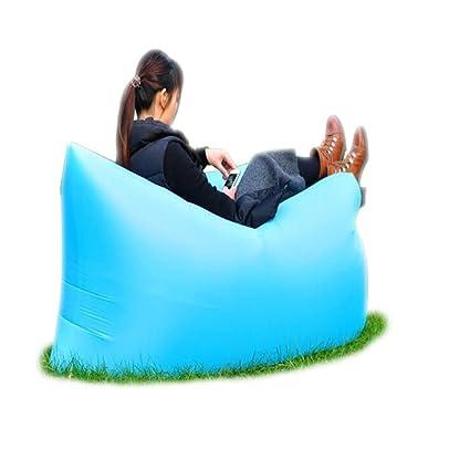 Trumpo - tumbona hinchable, saco de dormir, para interior, exterior, de aire