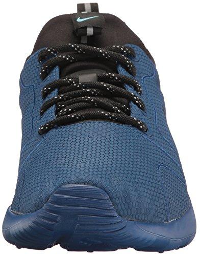Nike Mens Kaishi 2,0 Se Löparskor Kust Blå / Svart / Omega Blå