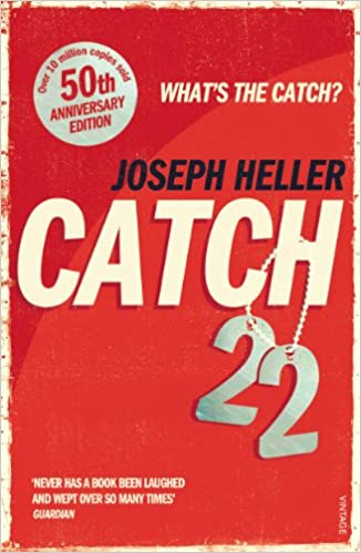 Image result for catch 22 book cover