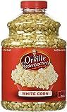 orville redenbacher white - Orville Redenbacher White Corn Gourmet Popcorn Jar 30 oz