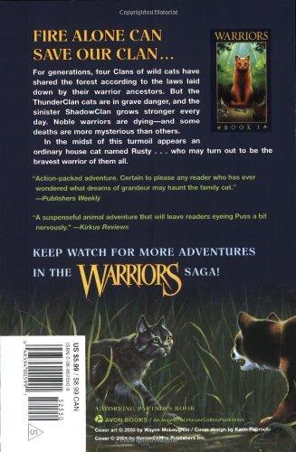 warriors into the wild summary
