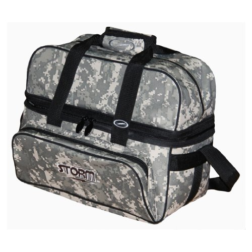 Storm 2 Ball Deluxe Tote Bowling Bag- Camouflage