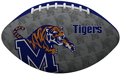 Rawlings NCAA Memphis Tigers Junior Gridiron Football, Blue ()