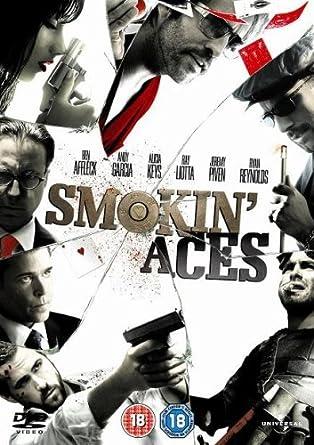 Smokin Aces Dvd Amazon Co Uk Ben Affleck Andy Garcia Alicia Keys Ray Liotta Jeremy Piven Ryan Reynolds Ben Affleck Andy Garcia Dvd Blu Ray