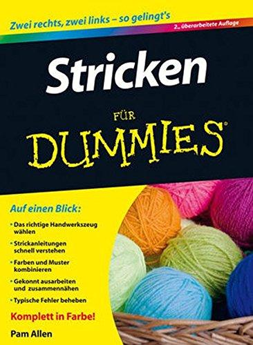 Stricken für Dummies  - Kleidung selbst herstellen / Bild: Amazon.de