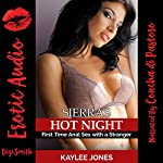 Sierra's Hot Night: First Time Anal Sex with a Stranger | Kaylee Jones