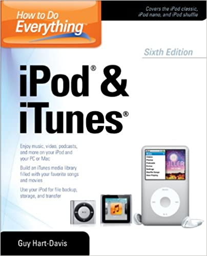 Amazon.com: How to Do Everything iPod and iTunes 6/E eBook ...
