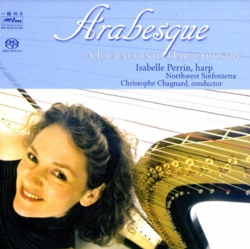 Arabesque: A Journey Into Harp Artistry                                                                                                                                                                                                                                                                                                                                                                                                <span class=