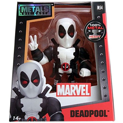 Metals Marvel 4 inch Classic Figure - Deadpool (M54)