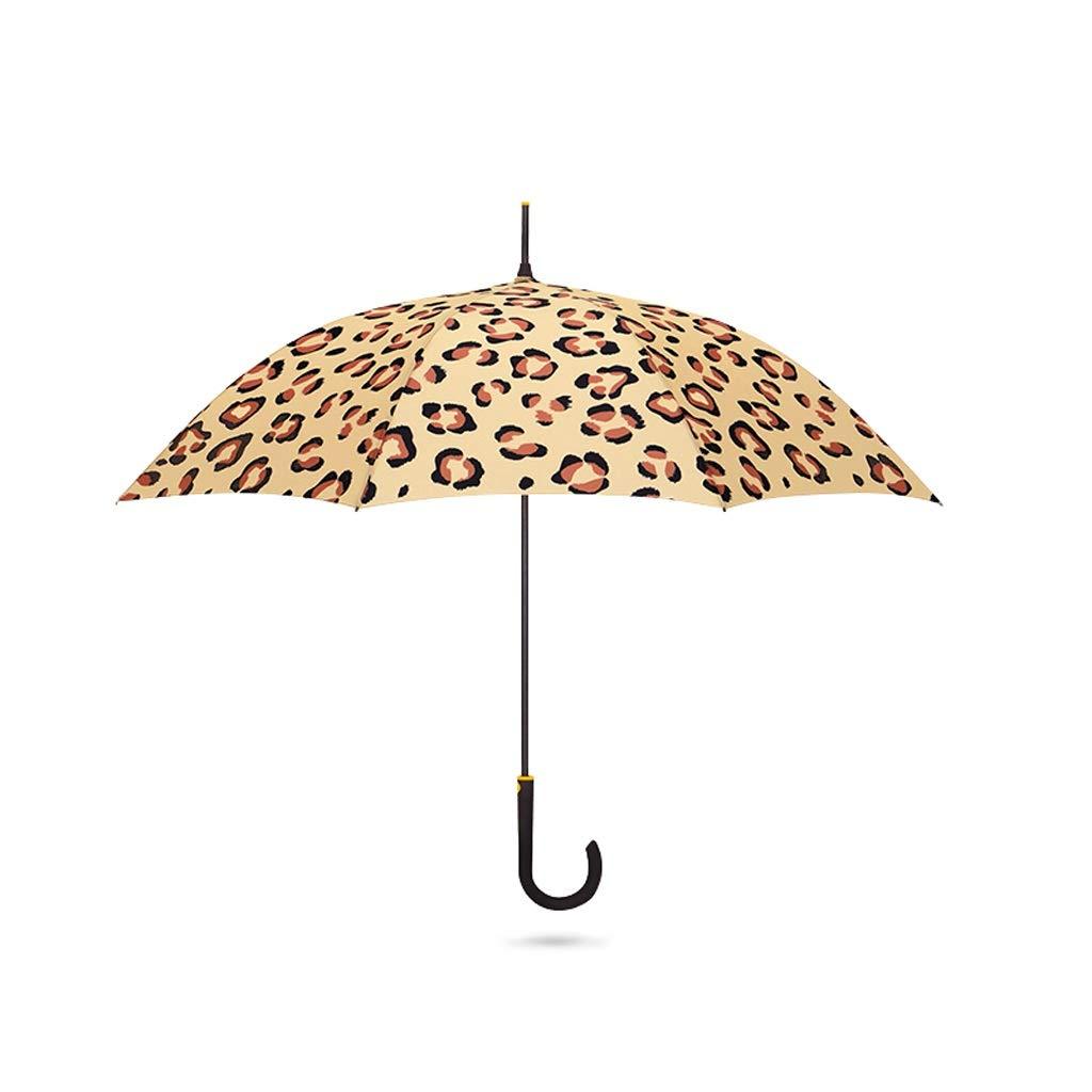 傘UVプロテクションサンプロテクションロングハンドルアンブレラ雨と雨ストレートハンドルロングアンブレラフェアリーアンブレラアンブレラ QIQIDEDIAN (Color : C) B07SDLDNQ5 C