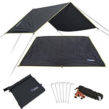 Amazon.com: BUFF Sport - Lona de camping impermeable para ...