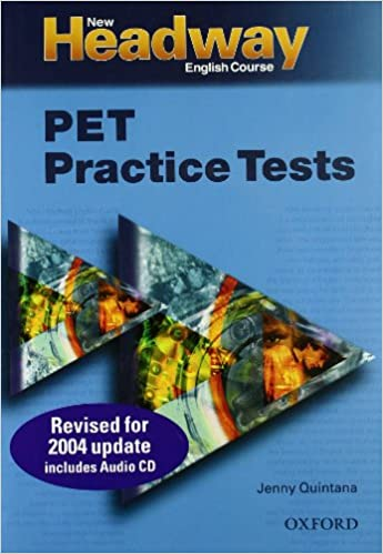 New Headway English Course PET Practice Tests: Student's