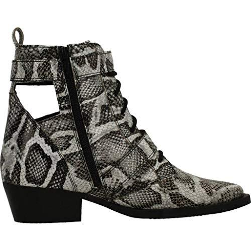 Marca Boot Color snake Shoes Modelo Varios Botas Colores Jacky Bronx Mujer Mujer Nappa Para Shoes aqAvt