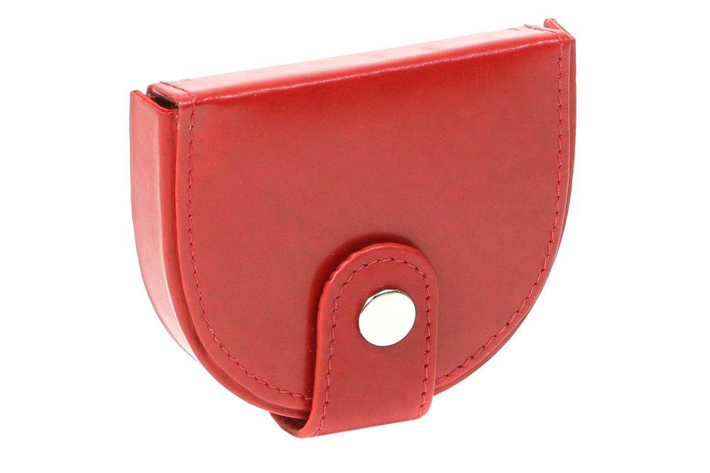 Sch/üttelb/örse LEAS in Echt-Leder LEAS Special-Edition rot