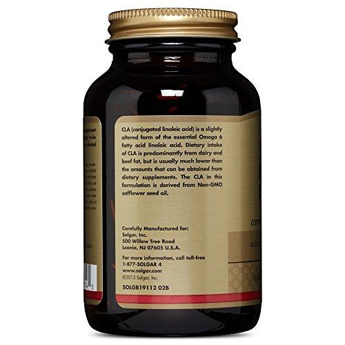 Solgar – Tonalin CLA 1300 mg Softgels