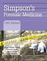 Simpson's Forensic Medicine Front Cover