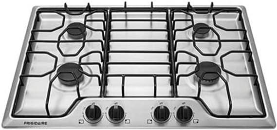 Amazon.com: Frigidaire FFGC3012TS - Quemador de gas de acero ...