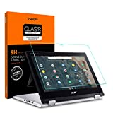 Spigen Tempered Glass Screen Protector Designed for Acer Chromebook Spin 311 Convertible (11.6 inch) / Chromebook Spin 11 Convertible (11.6 inch) / Chromebook R 11 Convertible (11.6 inch) [9H Hardness]