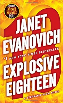 Explosive Eighteen 0345527739 Book Cover