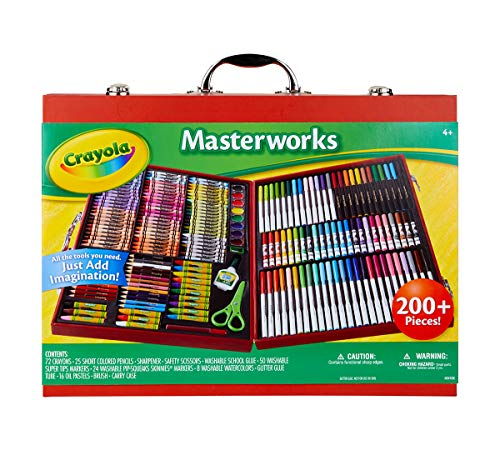 Crayola Masterworks Pieces Amazon Exclusive product image
