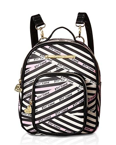 Betsey Johnson Women's Mini Convertible Backpack Multi One Size