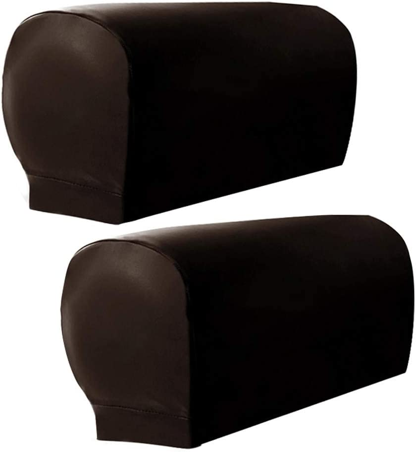 Removable Arm Chair Covers Protector Armchair Sofa Couch Stretch Armrest Covers