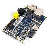 Banana Pi Development Board with 1g dual CPU Raspberry Pi Compatible