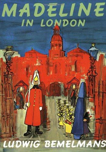 Madeline in London
