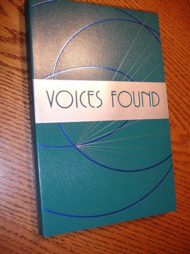 Voices Found Supplemental Hymnal
