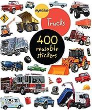 Eyelike Stickers: Trucks
