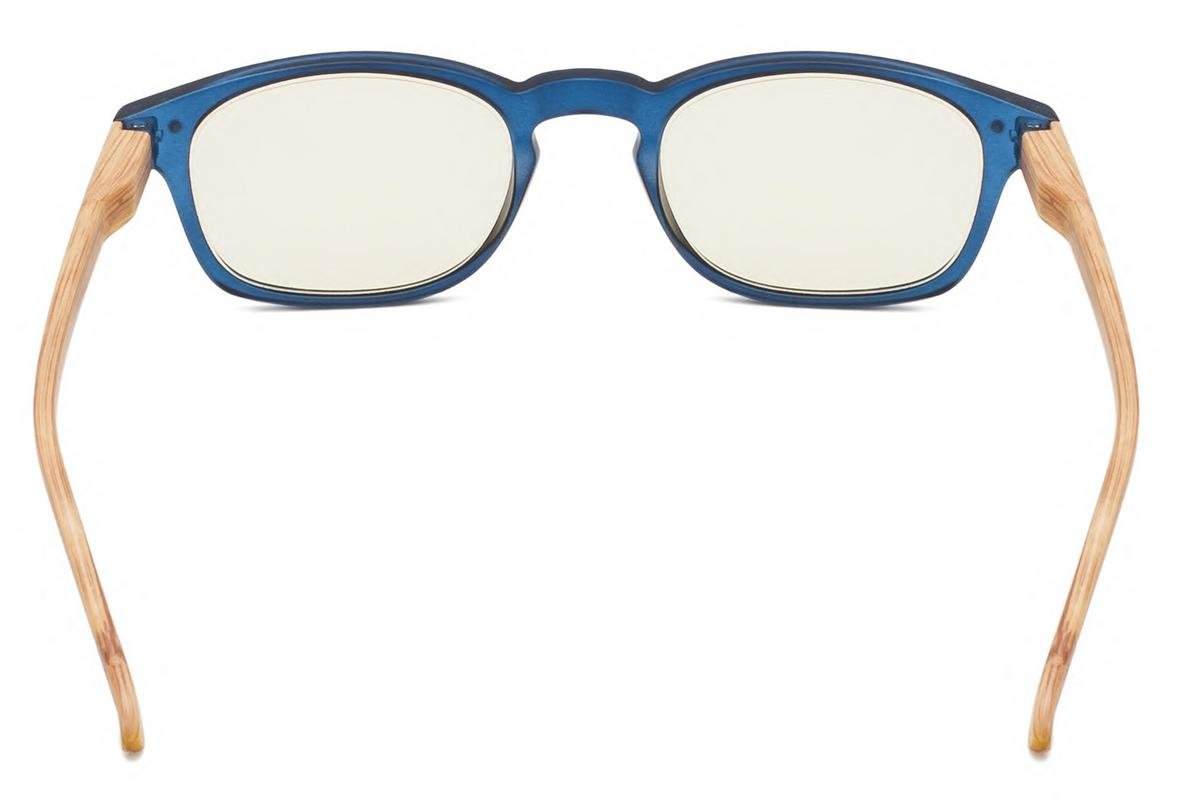a817984d06 Amazon.com  Eyekepper Bamboo-Look Temples UV Protection Reading Glasses